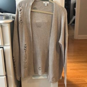 BP Nordstrom Grayish Sweater